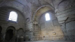 古代のテルマ・ローマ、すなはちローマ浴場跡。